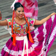 Mexican dancer - Stock Photo