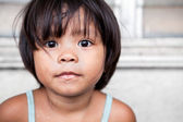 Philippines - portrait of a young girl — Foto de Stock