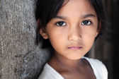Philippines - Filipina girl portrait — Stock Photo