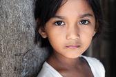 Philippines - portrait de jeune fille philippine — Photo