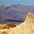 Death valley national park landscape — Stock Photo