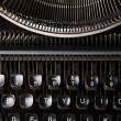 Typewriter button — Stock Photo #12707300