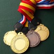 Medals — Stock Photo #29687625