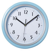 Close up of the clock — Stock Photo