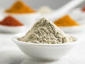 Pepper powder — Stock Photo