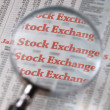 Stock market — Stock Photo #29791115