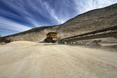 Italy, Maddaloni (Naples), stone pit — Stock Photo
