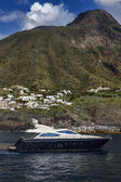 Abacus 70 luksusowych jachtów — Zdjęcie stockowe