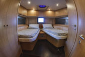 Guests bedroom — Stock Photo