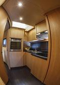 Kitchen area — Stock Photo