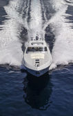 Rizzardi 73 luxury yacht — Stockfoto