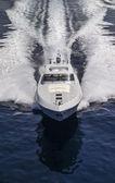Rizzardi 73 luxury yacht — Stock Photo