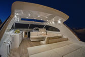 Luxury yacht — Stock Photo
