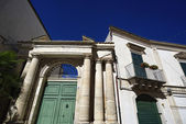 Baroque buildings — Stock Photo
