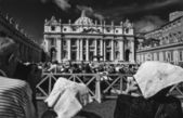 St. Peter's Square — Foto Stock