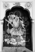 Religious hindu God painting — Foto de Stock