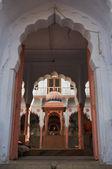 Entrada del templo hindú — Foto de Stock