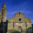 Italy, Abruzzo, Teramo, St. Bernard Cathedral — Stock Photo