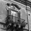 Stock Photo: Baroque building facade
