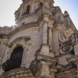 The baroque facade of St. Joseph Church — Stock fotografie