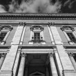 Capitoline Museum building — Stock Photo