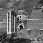 Постер, плакат: Roman ruins