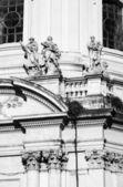 The Santa Maria di Loreto Church bell tower — Stock Photo