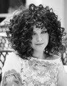 Young girl portrait — Stockfoto