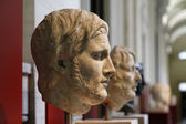 Marble roman statue — Stock Photo