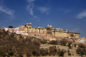 The Amber Fort — Foto de Stock