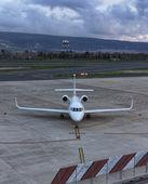Jet ejecutivo — Foto de Stock