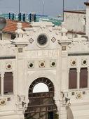 Liberty facade — Stock Photo
