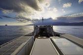 Ferryboat — Stockfoto