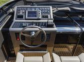 Conducción consolle closeup — Foto de Stock