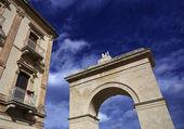 Edifício barroco — Fotografia Stock