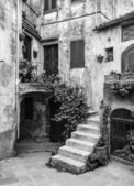Italy, tuscany, Capalbio, view of the old part of town — Stock Photo