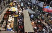Floating Market — Photo