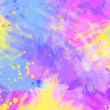 Abstract painted background — Stock Photo #12016895