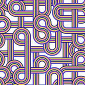 Abstract sramless pattern — Stock Vector