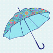 Umbrella — Stock Vector #20350021