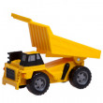 Dump truck — Stock Photo #18182217