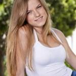 Beauty blonde — Stock Photo #6084368