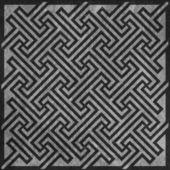 Geometric key pattern — Stock Vector