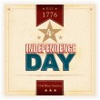 USA Indenpendence Day background — Stock Vector