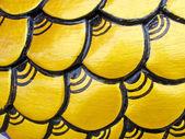 Dragon scales pattern — Stock Photo
