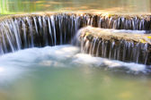 The beautiful waterfall in Thailand — Stock Photo