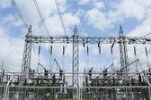 Energie výrobních zařízení v thajsku — Stock fotografie