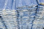 Meerdere blauwe tegels — Stockfoto