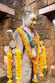 Posąg buddy, w tajlandii — Zdjęcie stockowe