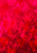 Abstract light red bokeh background — Foto Stock
